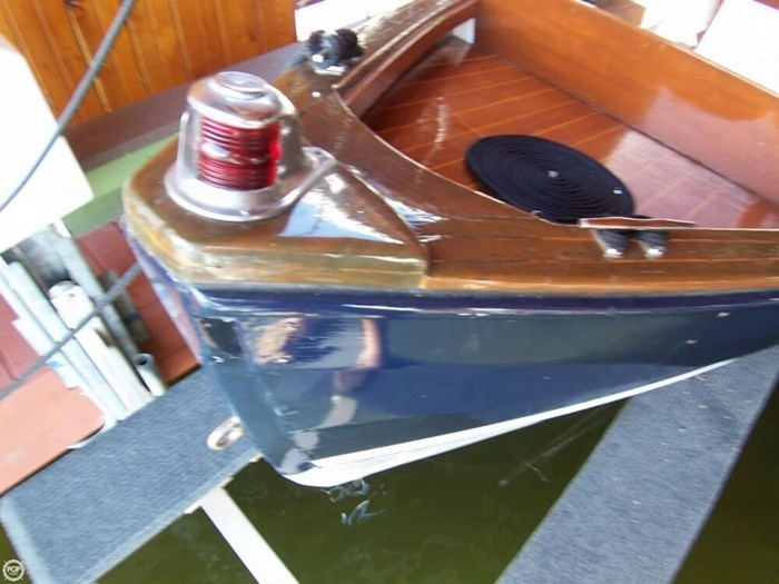 1950 Eastern 16 Runabout Tender Photo 15 sur 20