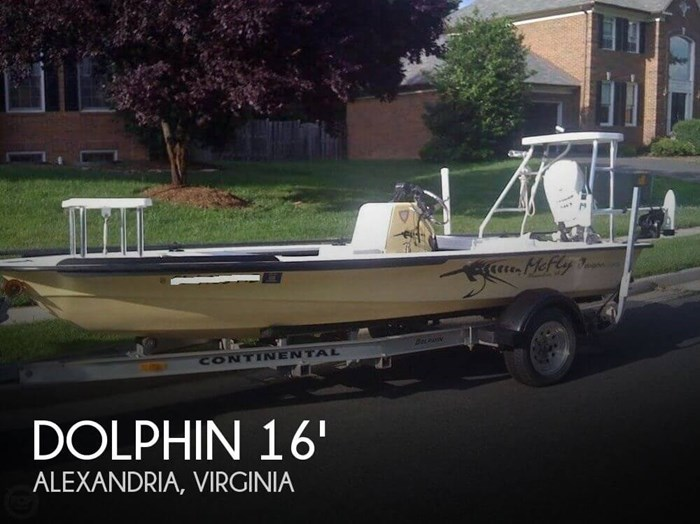 2005 Dolphin Super Skiff Pro Photo 1 sur 6