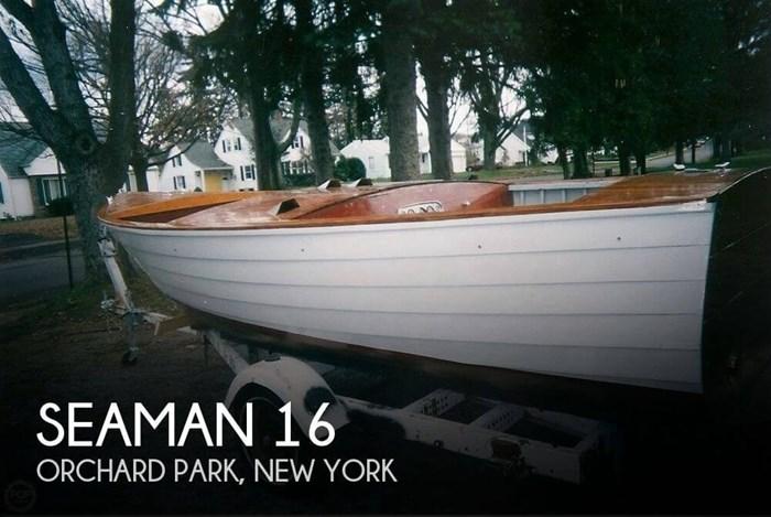 1953 Seaman 16 Photo 1 of 20