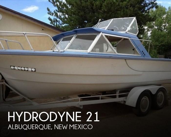 1967 Hydrodyne Crusader 21 Photo 1 of 20