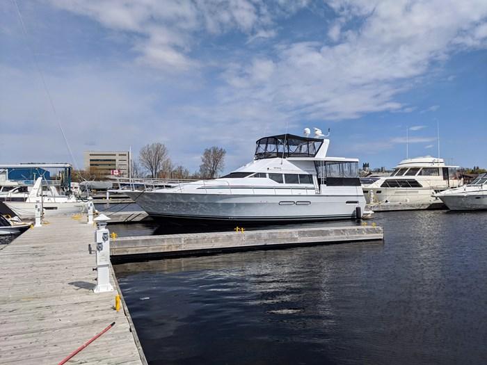 1998 Mainship 47 Motor Yacht Photo 1 of 15