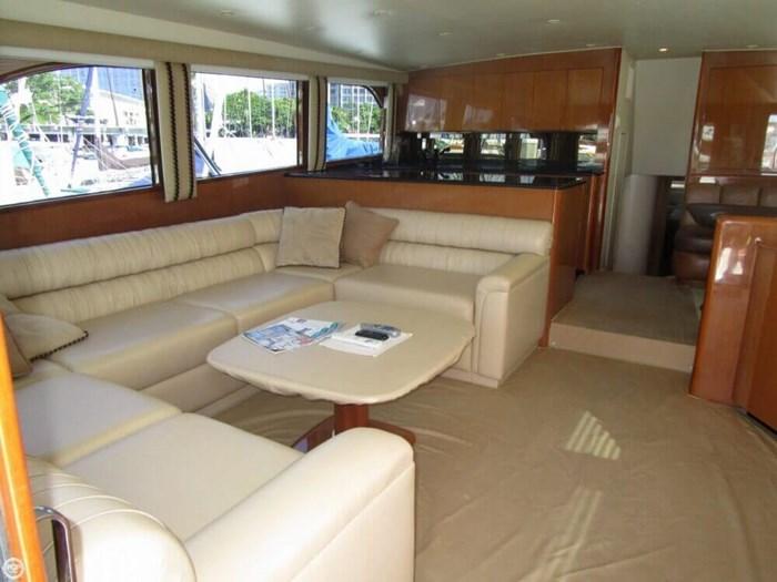 2005 Viking Yachts 65 Convertible Photo 12 of 20