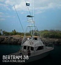 1972 Bertram 38 Photo 1 sur 20