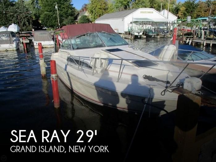 1985 Sea Ray 270 Sundancer Photo 1 of 20