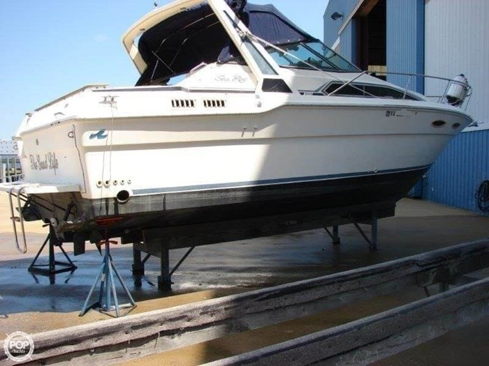 1988 Sea Ray 300 Weekender Photo 4 sur 20