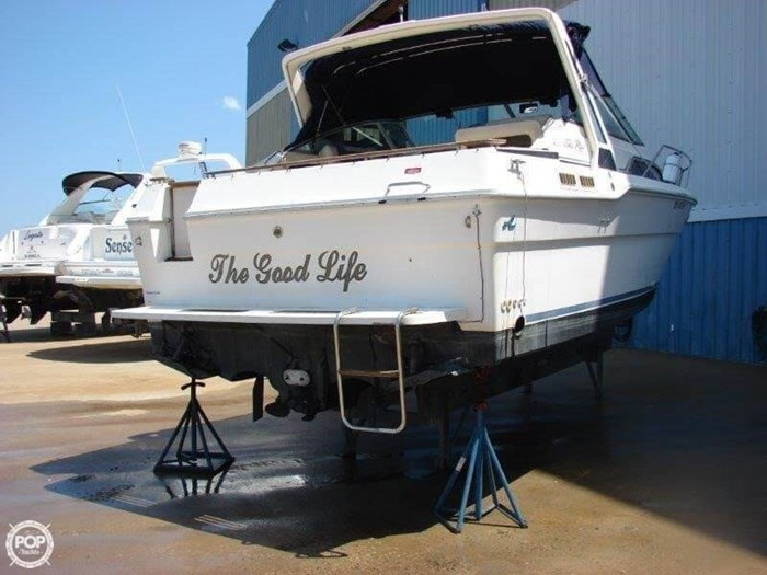 1988 Sea Ray 300 Weekender Photo 5 sur 20