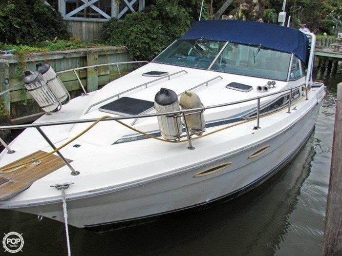 1988 Sea Ray 300 Weekender Photo 10 sur 20