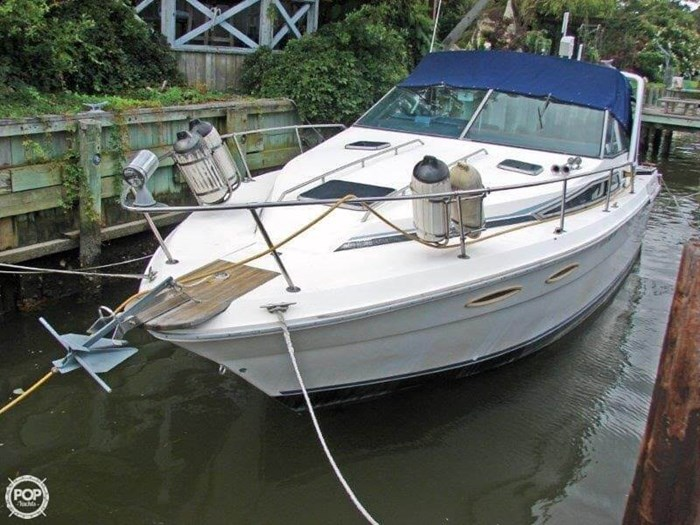 1988 Sea Ray 300 Weekender Photo 11 sur 20