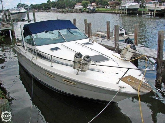 1988 Sea Ray 300 Weekender Photo 13 sur 20