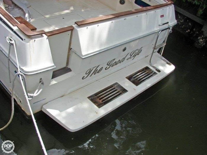 1988 Sea Ray 300 Weekender Photo 15 sur 20