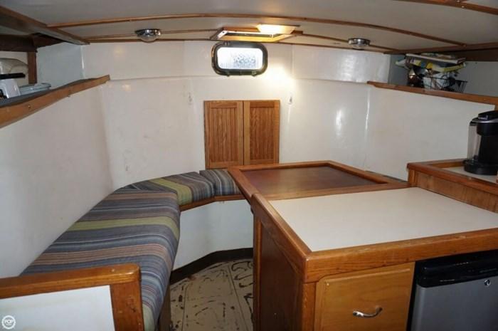 2000 Custom 45 Pilothouse Trawler Photo 6 of 20