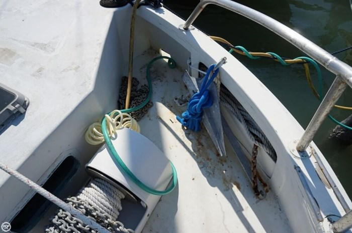 2000 Custom 45 Pilothouse Trawler Photo 20 of 20