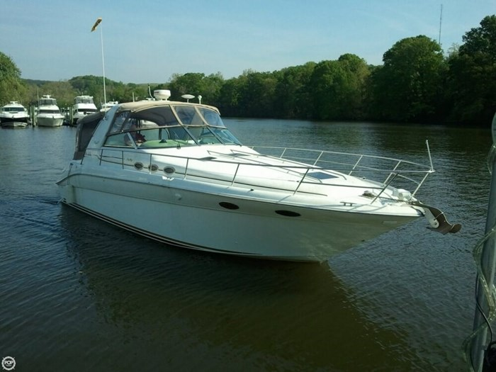 1998 Sea Ray 370 Sundancer Photo 4 sur 20
