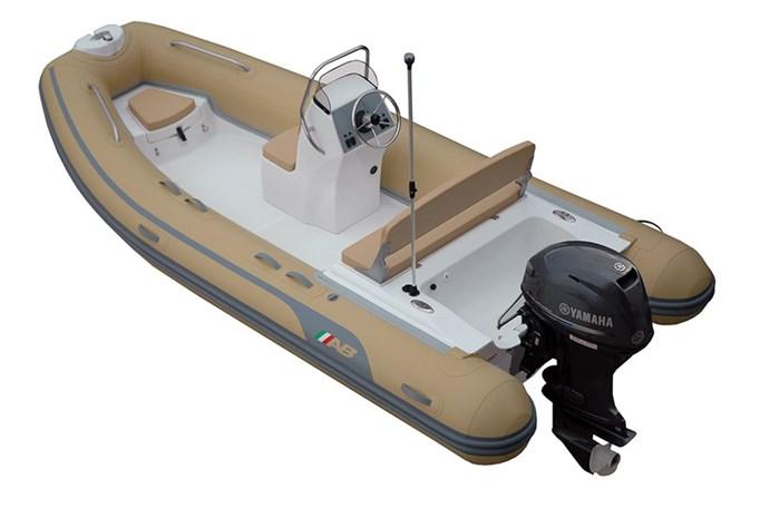 2021 AB Inflatables Oceanus 15 VST Photo 4 of 6