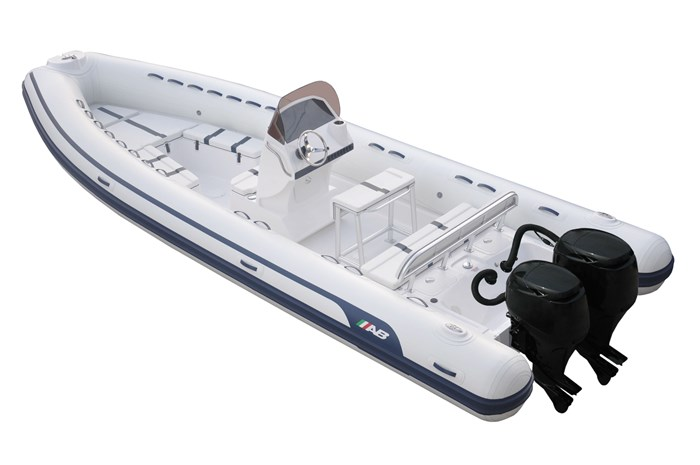 2021 AB Inflatables Oceanus 24 VST Photo 4 of 4