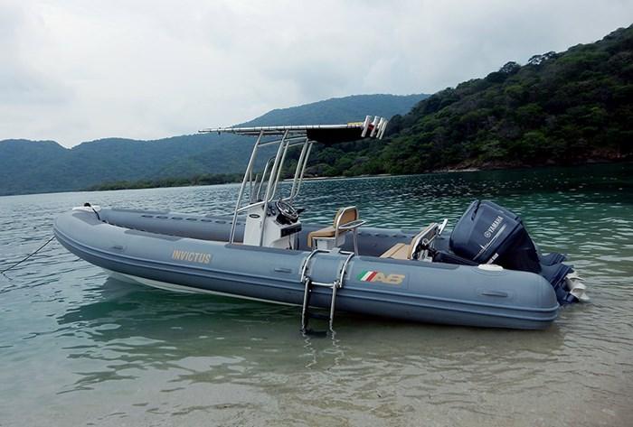 2021 AB Inflatables Oceanus 24 VST Photo 3 of 4