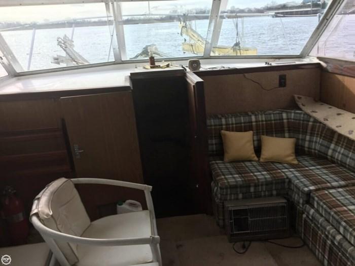 1972 Bertram Salon Cruiser Double Cabin Photo 12 of 20