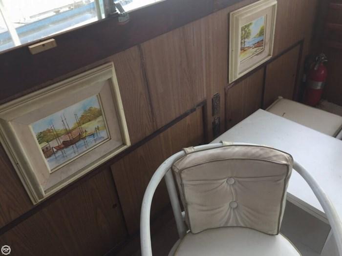 1972 Bertram Salon Cruiser Double Cabin Photo 15 of 20
