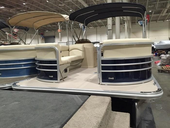 2017 Sunchaser 22 Cruise N Fish EXP Photo 3 sur 6