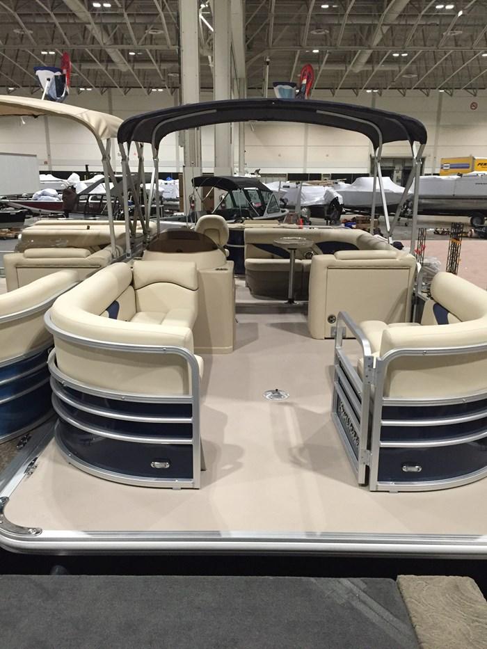 2017 Sunchaser 22 Cruise N Fish EXP Photo 4 sur 6