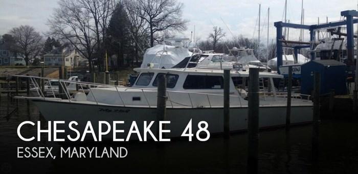 2001 Chesapeake 48 Photo 1 of 20