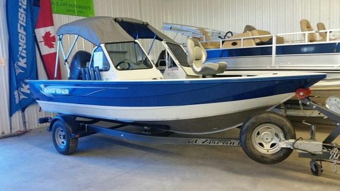 KingFisher 1825 Flex SPT 2016 New Boat for Sale in Nanton, Alberta -  BoatDealers ca