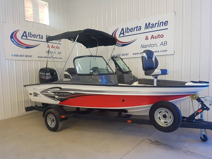 Larson FX 1650 DC 2015 Used Boat for Sale in Nanton, Alberta -  BoatDealers ca