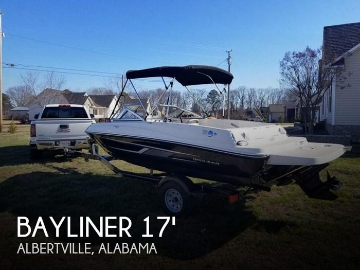 2016 Bayliner 175 Bowrider Photo 1 sur 20