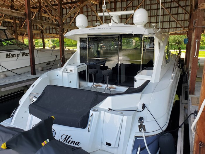 2018 Cruisers Yachts 45 Cantius Photo 12 sur 73