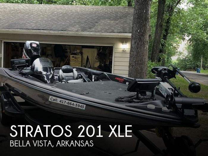 2014 Stratos 201 XLE Photo 1 sur 20