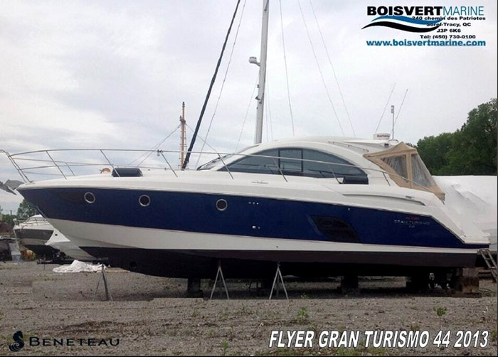2013 Beneteau GRAN TURISMO 44 Photo 48 sur 48