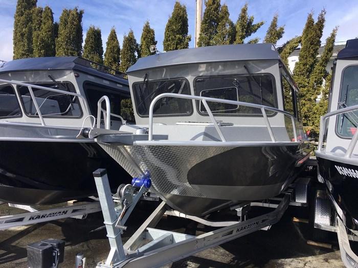 Aluminum Boats For Sale Bc >> Rh Aluminum Boats 22 Sea Hawk Pro Cuddy 2017 New Boat