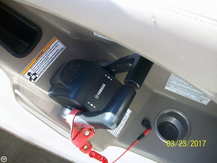 2011 Yamaha SX240 Photo 16 sur 20