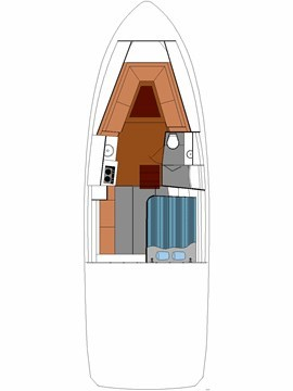 2017 Cruisers Yachts 39 Express Coupe Photo 39 sur 39