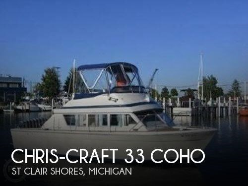 1975 Chris-Craft 33 Coho Photo 1 of 20
