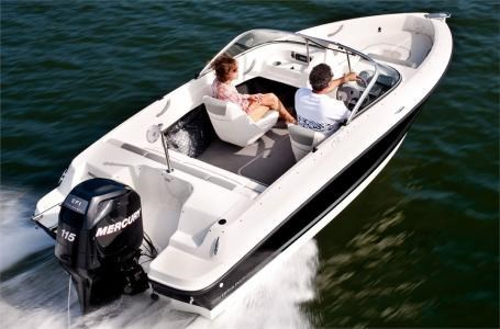2017 Bayliner 170 Bow Rider Photo 1 sur 7