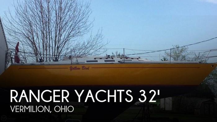 1974 Ranger Yachts 32 Masthead Sloop Photo 1 of 18