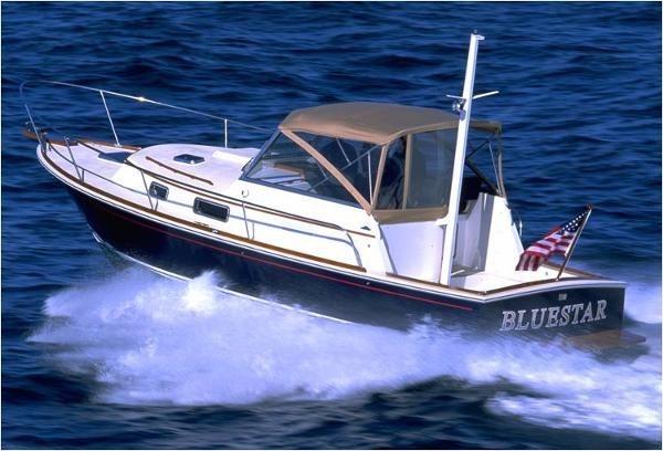 2019 Bruckmann Bluestar 29.9 Weekend Cruiser Photo 2 of 9