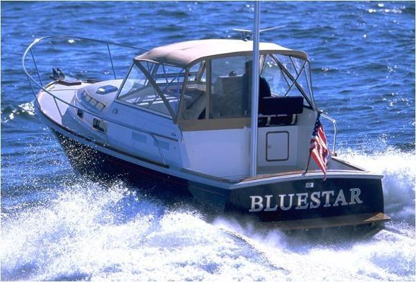 2019 Bruckmann Bluestar 29.9 Weekend Cruiser Photo 4 of 9