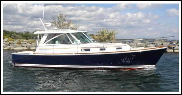 2019 Bruckmann Blue Star 38 Motoryacht Photo 1 of 11