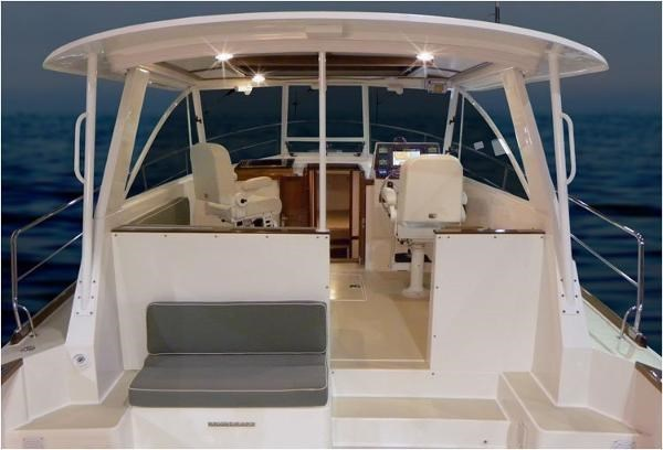 2019 Bruckmann Blue Star 38 Motoryacht Photo 3 of 11