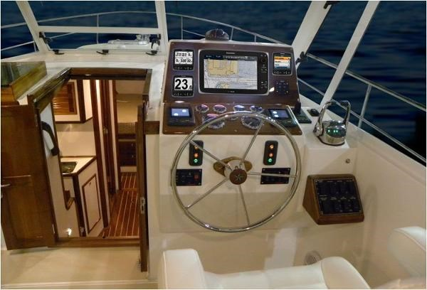 2019 Bruckmann Blue Star 38 Motoryacht Photo 6 of 11