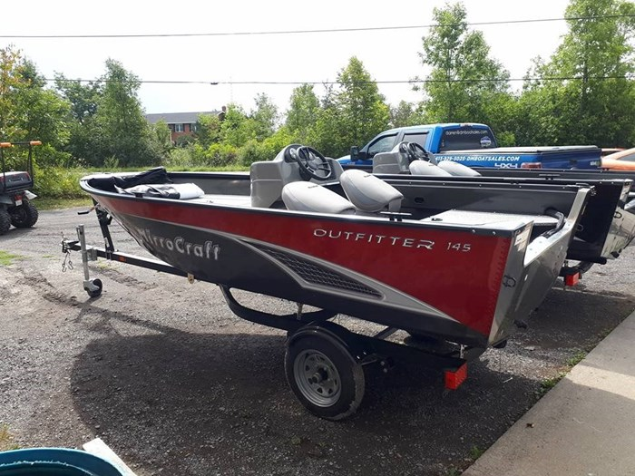 2021 MirroCraft 145 SC Outfitter Photo 1 sur 2