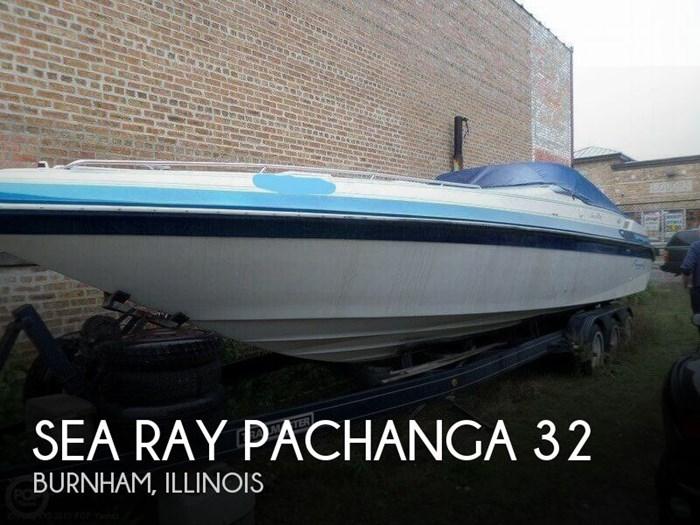1987 Sea Ray Pachanga 32 Photo 1 sur 20