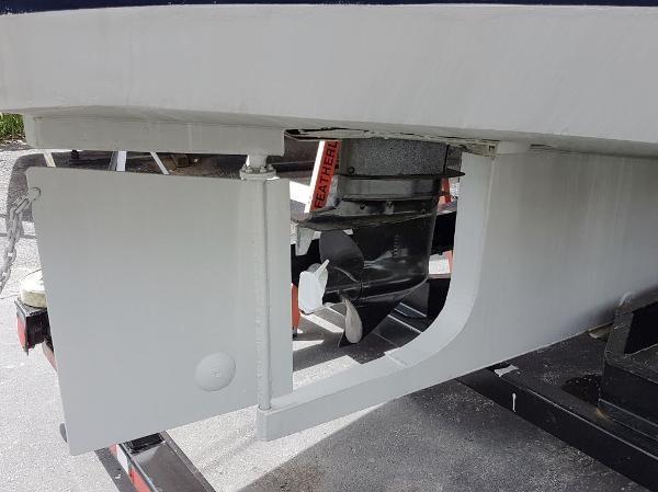 2004 Custom Steel 27 Tug with Trailer Photo 4 of 24