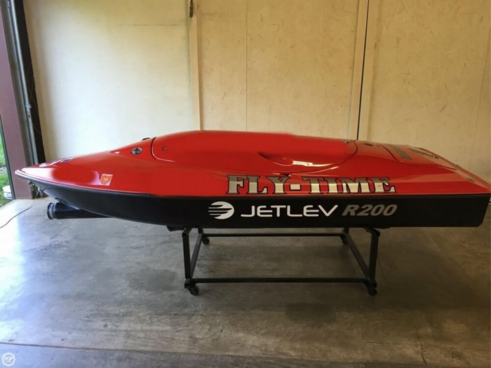 2012 JetLev R-200 Jetpack Photo 4 sur 11