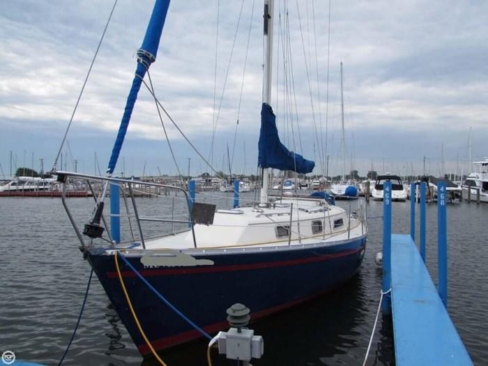 1985 Irwin Yachts Citation Photo 10 sur 20