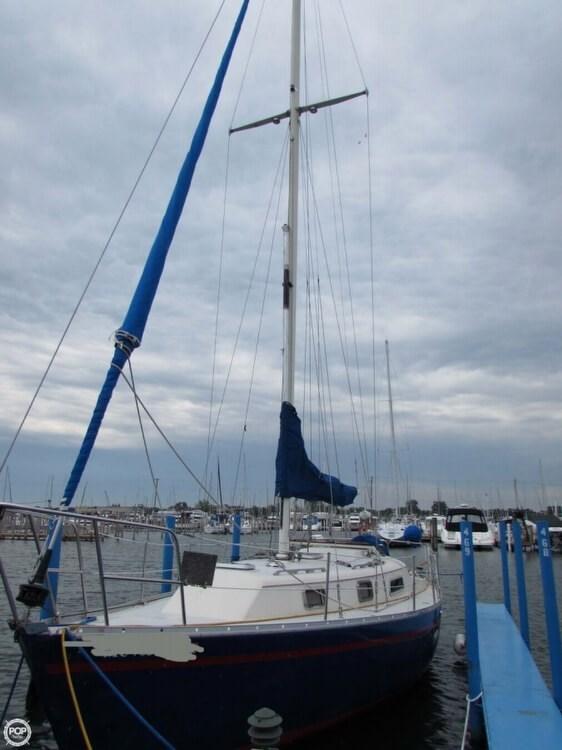 1985 Irwin Yachts Citation Photo 11 sur 20