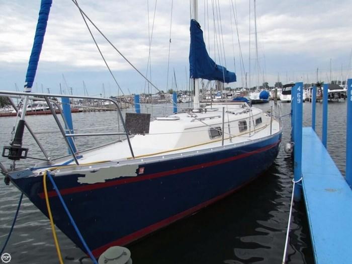 1985 Irwin Yachts Citation Photo 14 sur 20
