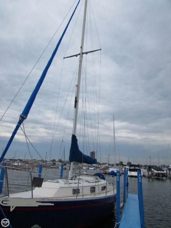 1985 Irwin Yachts Citation Photo 15 sur 20